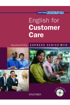 Купить - Книги - Oxford English for Customer Care. Student's book (+ CD-ROM)