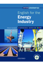 Купить - Книги - Oxford English for Energy Industry: Student's Book (+ CD-ROM)