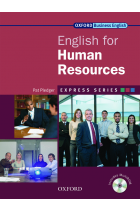 Купить - Книги - Oxford English for Human Resources. Student's Book (+ CD-ROM)