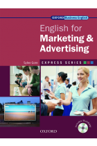 Купить - Книги - Oxford English for Marketing & Advertising. Student's Book (+ CD-ROM)