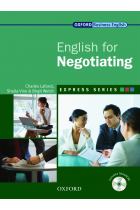 Купить - Книги - Oxford English for Negotiating. Student's Book (+ CD-ROM)