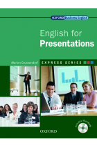 Купить - Книги - Oxford English for Presentations. Student's Book (+ CD-ROM)