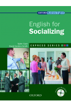 Купить - Книги - Oxford English for Socializing. Student's Book (+ CD-ROM)