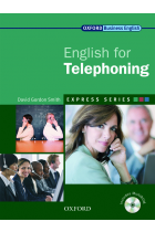 Купить - Книги - Oxford English for Telephoning. Student's Book (+ CD-ROM)