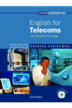 Купить - Книги - Oxford English for Telecoms and Information Technology. Student's Book (+ CD-ROM)