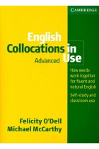Купить - Книги - English Collocations in Use: Advanced with Answers