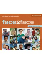 Купити - Аудіокниги - Face2face. Starter Class Audio CD Set (3 CD)