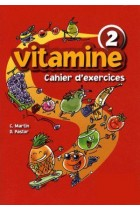Купить - Книги - Vitamine 2. Cahier d`exercices (+CD)