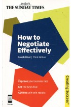 Купить - Книги - How to Negotiate Effectively
