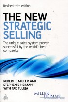 Купить - Книги - The New Strategic Selling: The Unique Sales System Proven Successful by the World's Best Companies