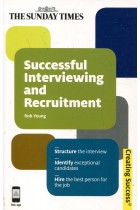 Купить - Книги - Successful Interviewing and Recruitment