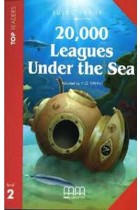 Купить - Книги - 20000 Leagues Under the Sea. Book with CD. Level 2