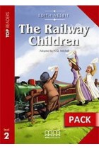Купить - Книги - The Railway children. Book with CD. Level 2