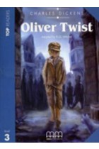 Купить - Книги - Oliver Twist. Book with CD. Level 3
