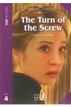 Купить - Книги - The turn of the screw. Book with CD. Level 4