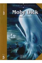 Купить - Книги - Moby Dick. Book with CD. Level 5