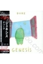 Купить - Поп - Genesis: Duke (SACD+DVD) (Japanese Mini-Vinyl CD) (Import)