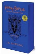 Купить - Книги - Harry Potter and the Philosopher's Stone (Ravenclaw Edition)