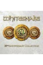 Купить - Музыка - Whitesnake: 30th Anniversary Collection. 3 Disc Tour Edition (Import)