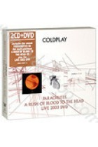 Купить - Музыка - Coldplay: Parachutes / A Rush of Blood to the Head / Live 2003 DVD (2 CD+DVD) (Import)