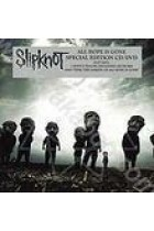 Купить - Музыка - Slipknot: All Hope is Gone. Special Edition CD/DVD