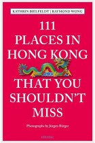 Купити - Книжки - 111 Places in Hong Kong That You Shouldn't Miss