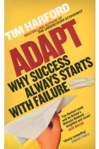 Купить - Книги - Adapt: Why Success Always Starts with Failure