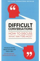 Купити - Книжки - Difficult Conversations. How to Discuss What Matters Most