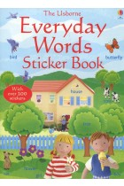 Купить - Книги - Everyday Words. Sticker Book