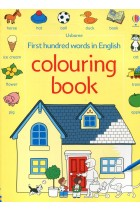 Купить - Книги - First Hundred Words in English. Colouring Book