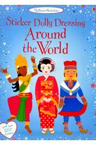 Купить - Книги - Sticker Dolly Dressing. Around the World