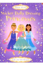 Купить - Книги - Sticker Dolly Dressing. Princesses