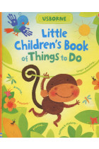 Купить - Книги - Little Children's Book of Things to Do