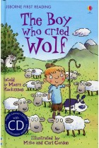 Купить - Книги - The Boy Who Cried Wolf (+ Audio CD)