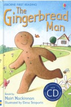 Купить - Книги - The Gingerbread Man (+ Audio CD)