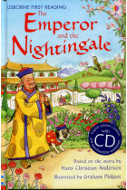 Купить - Книги - The Emperor and The Nightingale (+ Audio CD)
