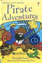Купить - Книги - Pirate Adventures (+ Audio CD)