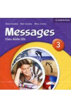 Купить - Книги - Messages 3. Class Audio CDs (2 CD-ROM)