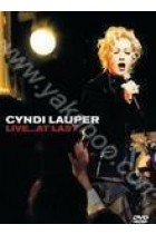 Купить - Музыка - Cyndi Lauper: Live... At Last (DVD) (Import)