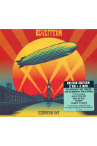 Купить - Музыка - Led Zeppelin: Celebration Day (2 CD+ 2 DVD) (Deluxe in CD Size Package) (Import)