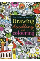 Купити - Книжки - The Usborne Book of Drawing, Doodling and Coloring