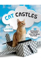 Купить - Книги - Cat Castles. 20 Cardboard Habitats You Can Build Yourself