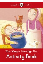 Купити - Книжки - Ladybird Readers. Level 1. The Magic Porridge Pot. Activity Book