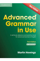 Купити - Книжки - Advanced Grammar in Use Book with Answers: A Self-Study Reference and Practice Book for Advanced Learners of English