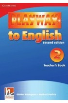 Купить - Книги - Playway to English Level 2 Teacher's Book