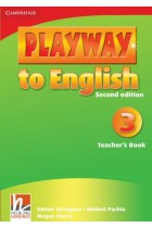 Купить - Книги - Playway to English Level 3 Teacher's Book