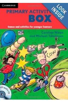 Купить - Книги - Primary Activity Box Book and Audio CD: Games and Activities for Younger Learners