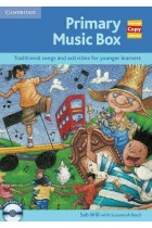 Купить - Книги - Primary Music Box with Audio CD. Traditional Songs and Activities for Younger Learners