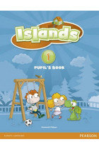 Купить - Книги - Islands. Pupil's Book. Level 1