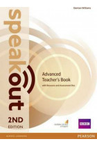 Купить - Книги - Speakout 2nd Edition Advanced Teacher's Guide with Resource & Assessment Disc